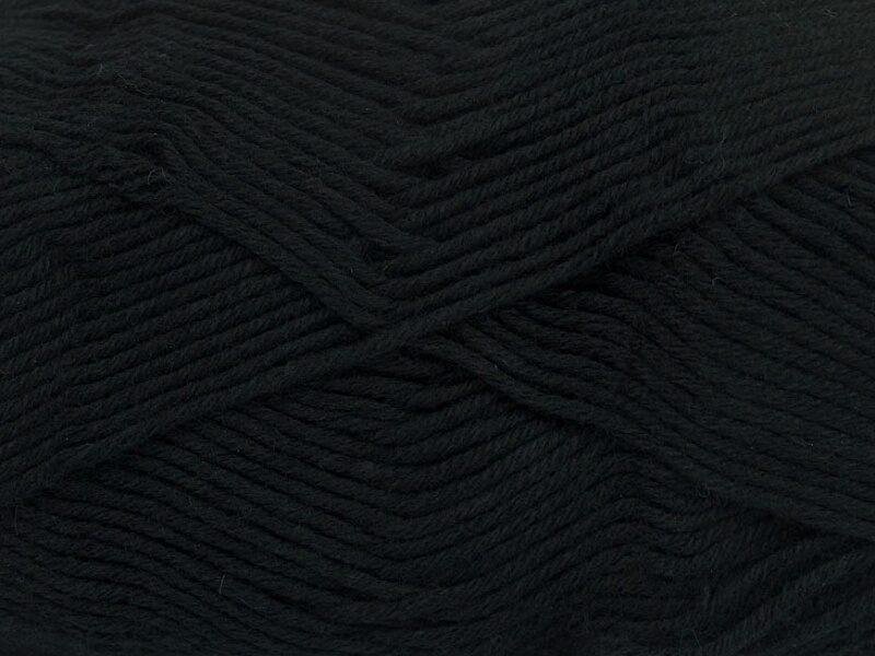 Bambusa dzija, melna, 50 g