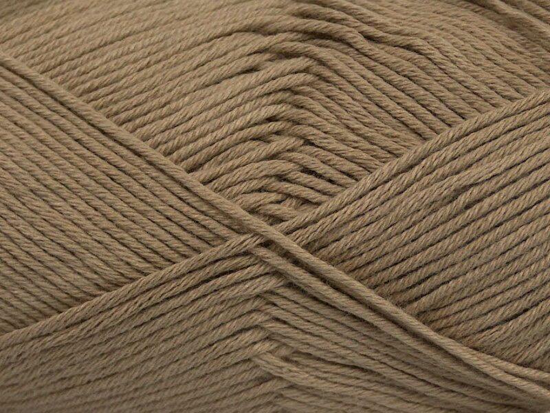 Bambusa dzija, kamieļkrāsa, 50g