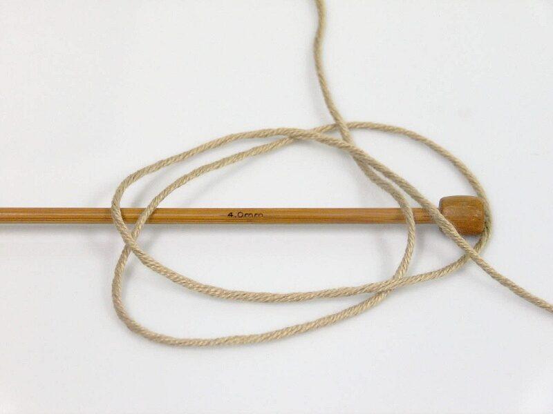 Bambusa dzija, gaiša kamieļkrāsa, 100g