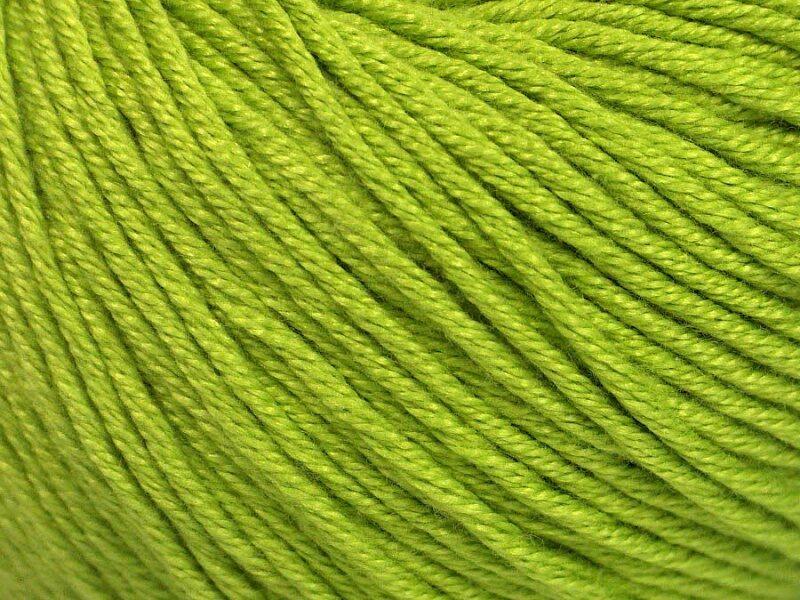 Bambusa dzija, gaiši koši zaļa, 100g
