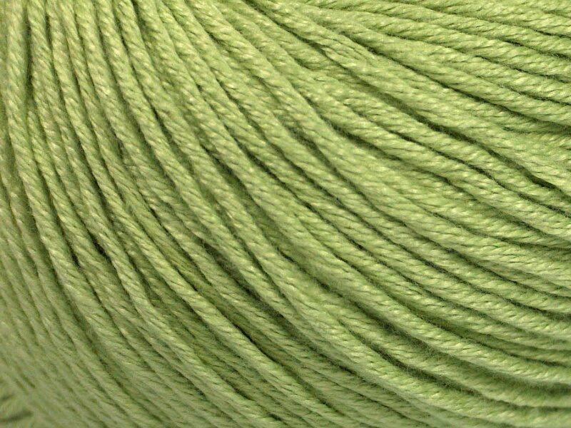 Bambusa dzija, gaiši zaļa, 100g