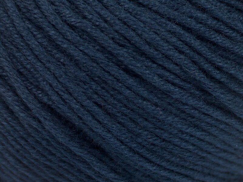 Bambusa dzija, tumši zils, 100g