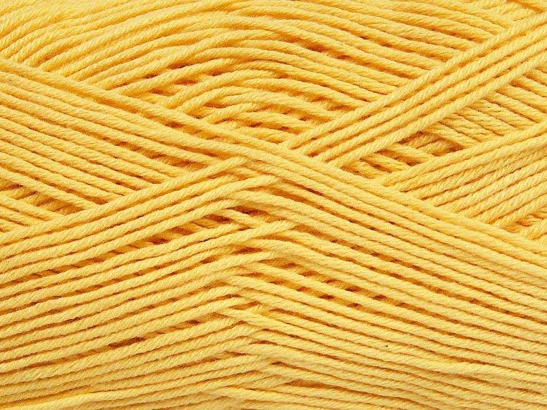 Bambusa dzija, dzeltena, 100g