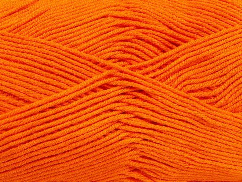 Bambusa dzija, oranža, 100g