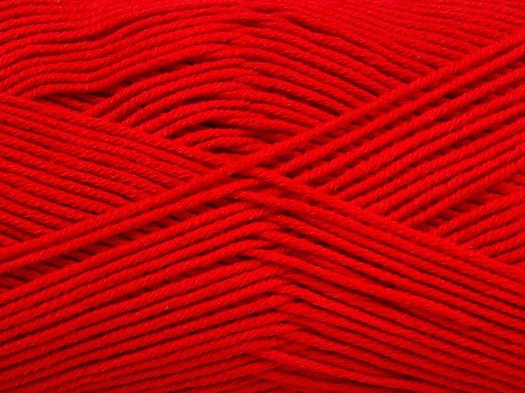 Bambusa dzija, gaiši sarkana, 100g