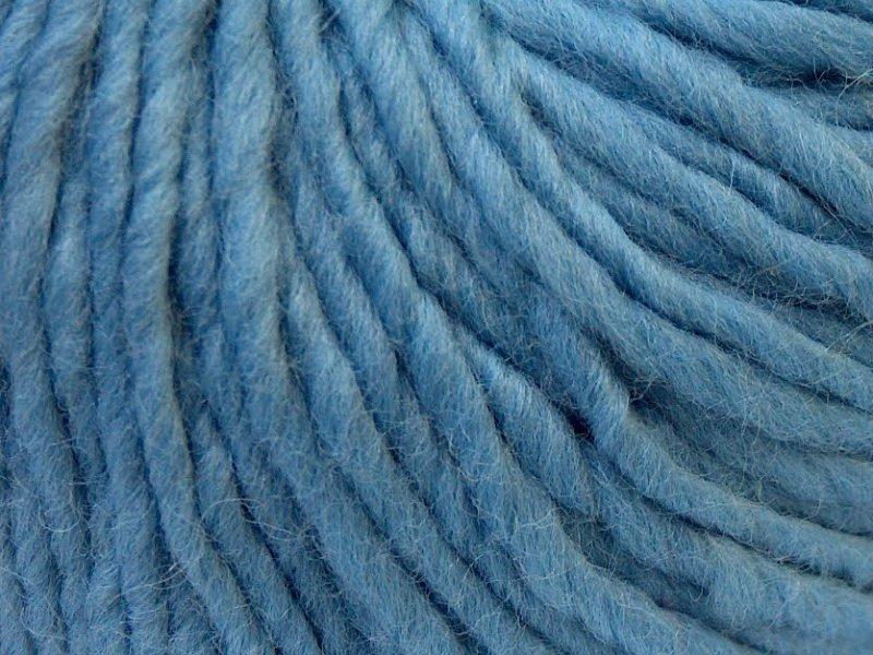 Filzy vilna, gaiši zils, 100g