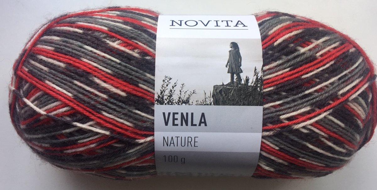 Novita, Venla Nature, svilpis, 100g
