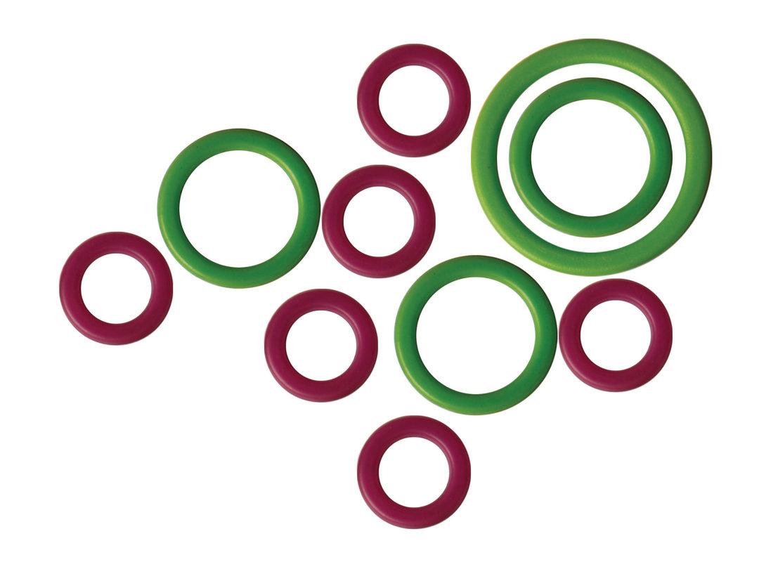 KnitPro valdziņu marķieri, gredzena formas