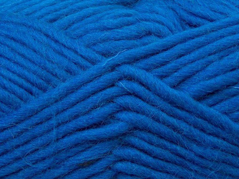 Filca dzija, zila, 50g