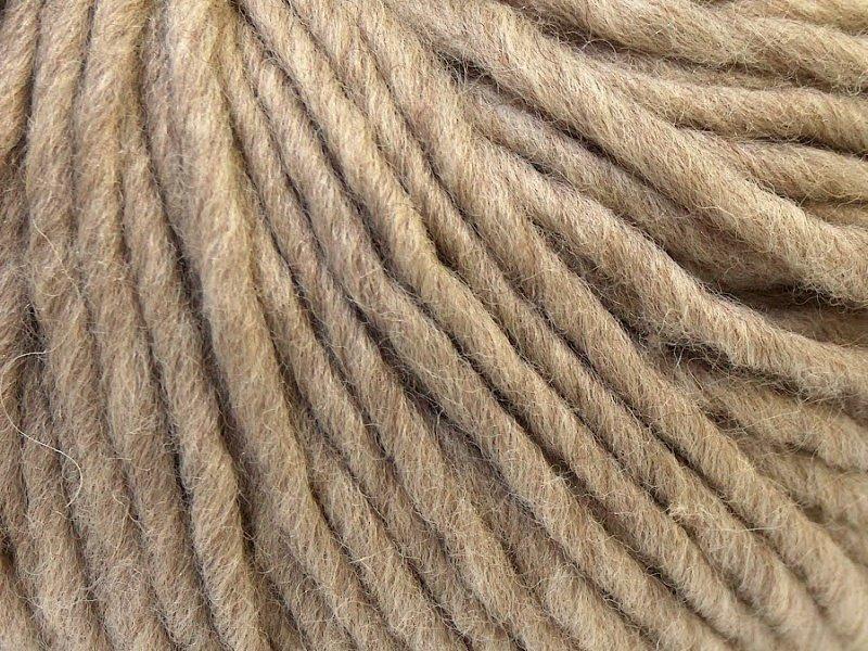Filzy vilna, kamieļbrūns, 100g