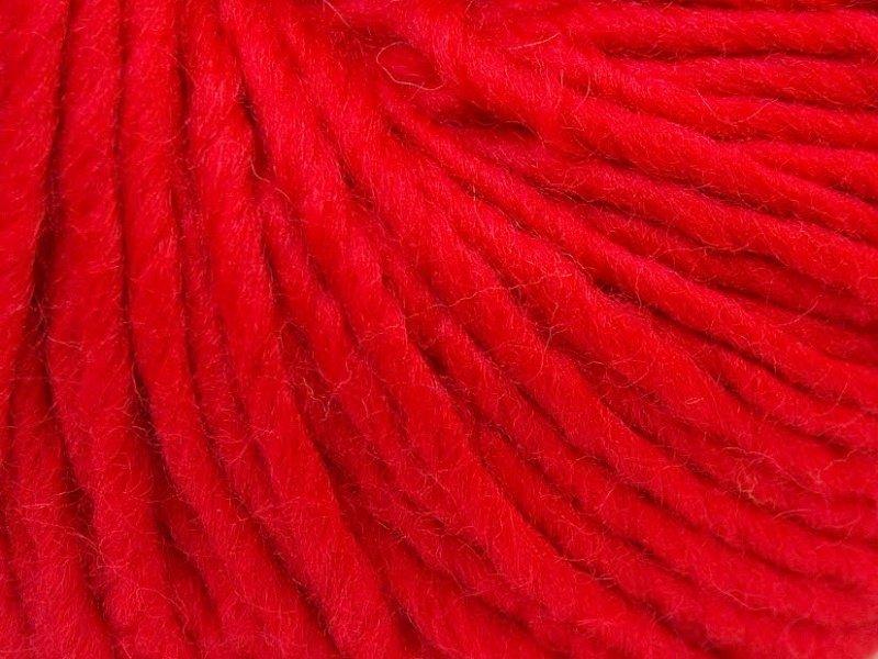 Filzy vilna, sarkana, 100g