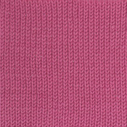 Novita wool cotton, roze, 50g