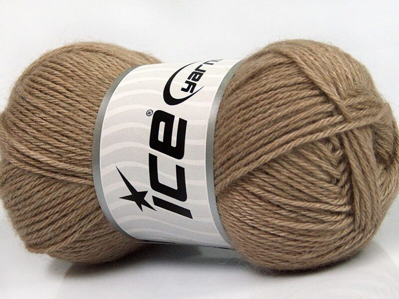 Silk Merino, kamieļkrāsa, 50g