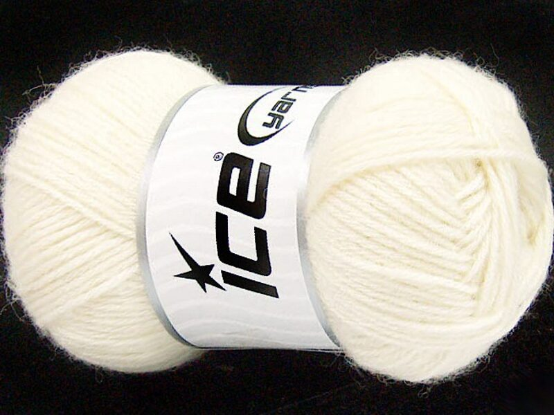 Silk Merino, krēmkrāsa, 50g
