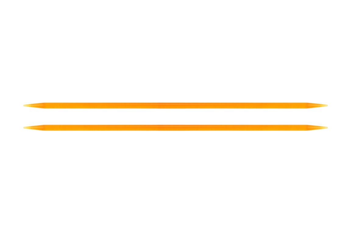 Trendz adāmadatas, 4mm (oranžas)