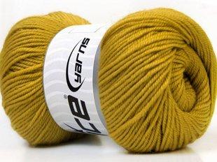 Wool DeLuxe, olīvu, 100g