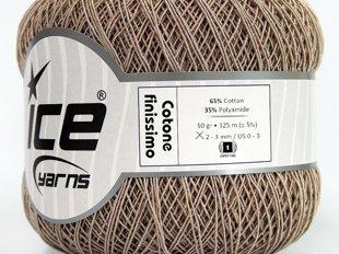 Cotone Finissimo, kamieļkrāsa, 50g