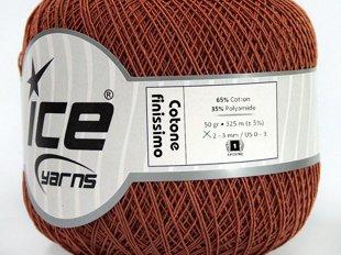 Cotone Finissimo, vara krāsa, 50g