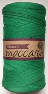 Ribbon yarn, green