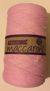 Ribbon yarn, light pink