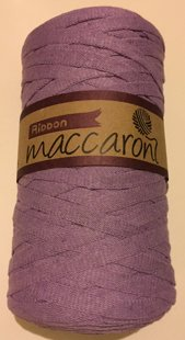 Ribbon yarn, lilac