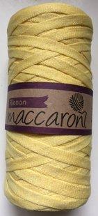 Ribbon yarn, light yellow