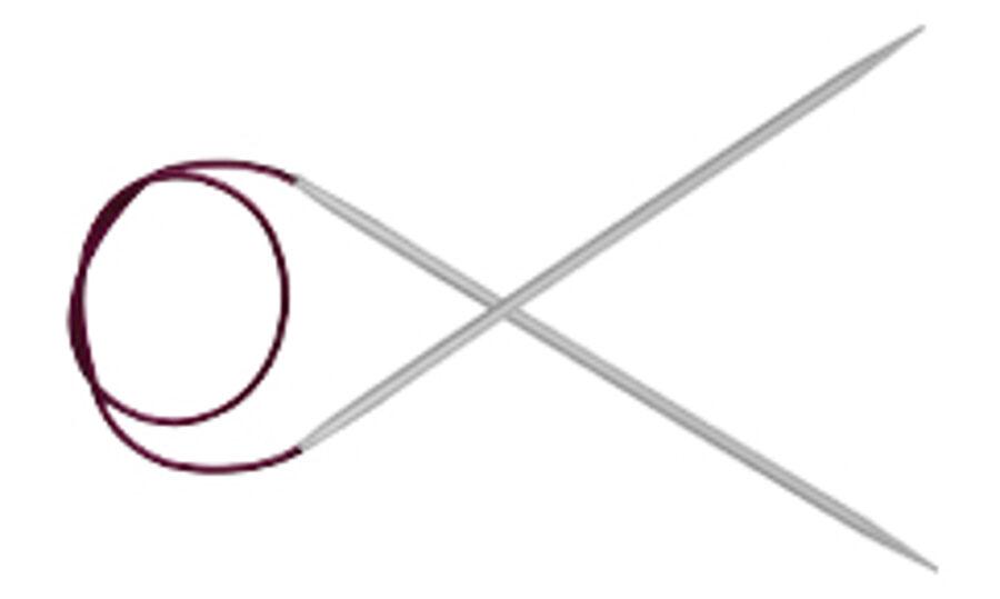 Basix Aluminium apļa adāmadatas, 80cm -100 cm