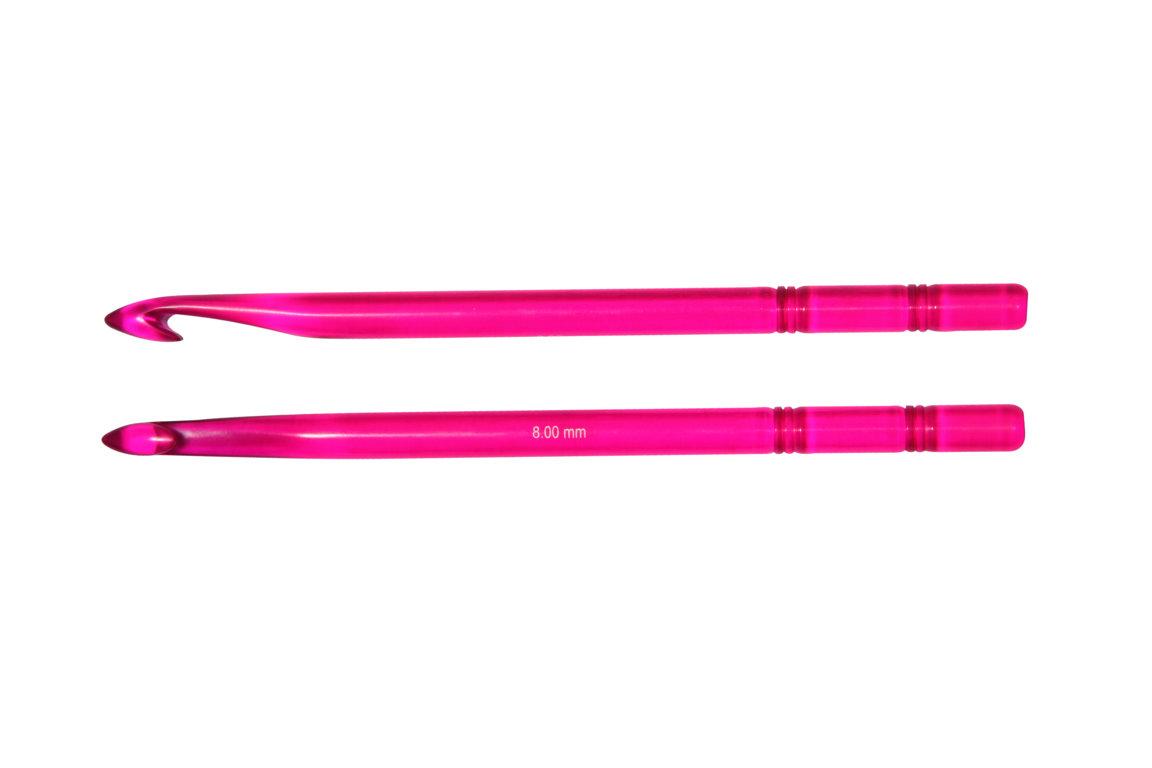Trendz tamboradata, 8mm (rozā)