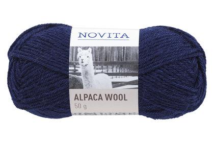 Novita Alpaca wool, jūra