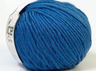 Filzy vilna, zils, 100g