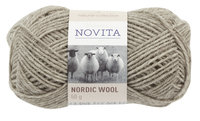Novita Nordic Wool, smiltis, 50g