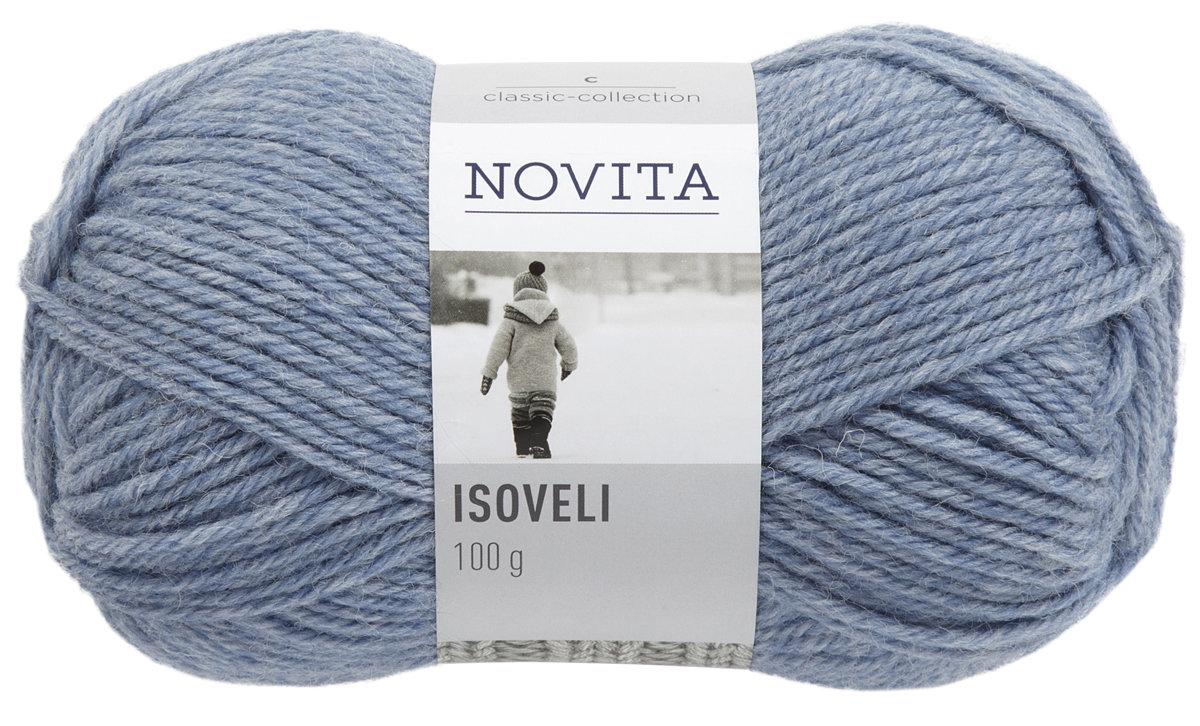 Novita Isoveli, ledus, 100g