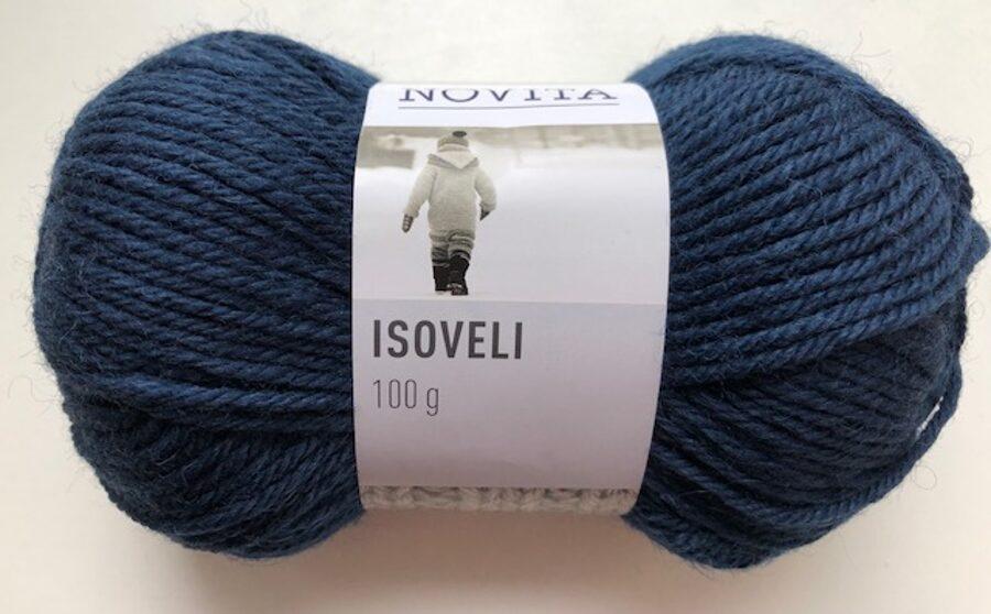 Novita Isoveli, nakts, 100g