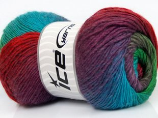 Mixed - wool, acryl